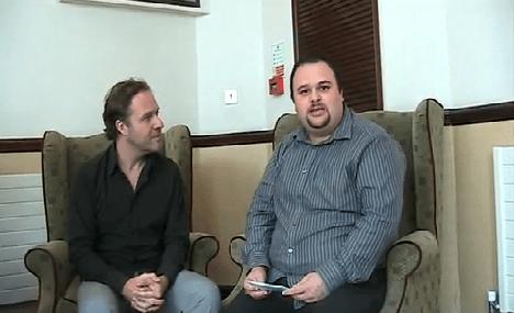 Daniel Wagner Interviewed By Sotiris Bassakaropoulos
