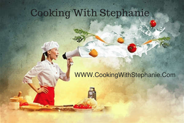 Interview With Stephanie From Cooking With Stephanie.Com