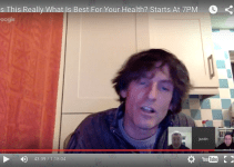 Interview With Justin Zalewski On Looking After Your Health