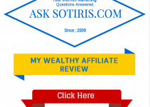 My Wealthy Affiliate Review
