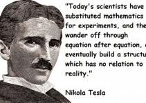More Nicola Tesla Quotes
