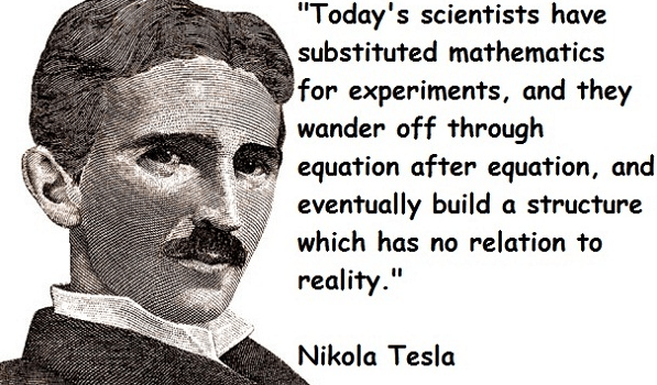 More Nicola Tesla Quotes