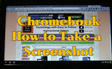 How To Take A Screenshot On An Acer Chromebook