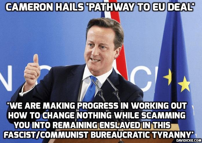 EU Scam Alert