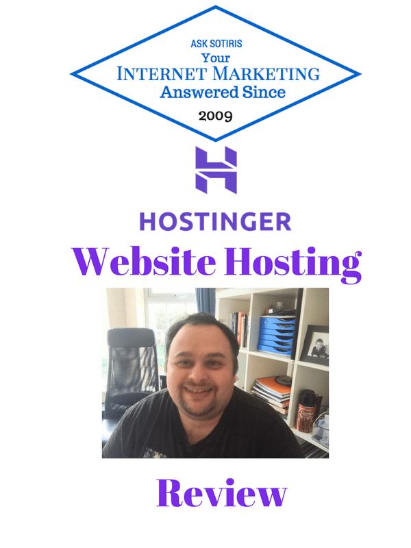 Hostinger Website Hosting Review