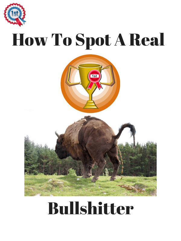 How To Spot A Real Bullshitter