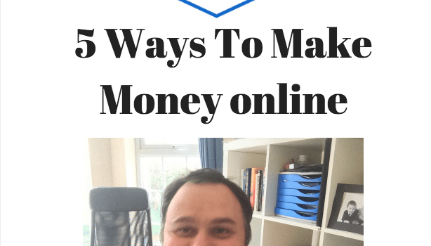 5 Ways To Make Money From Your website Or Blog