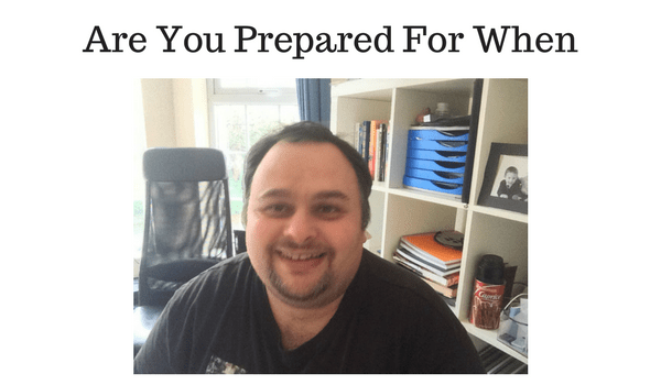 Are You Prepared For When Your Job Leaves You
