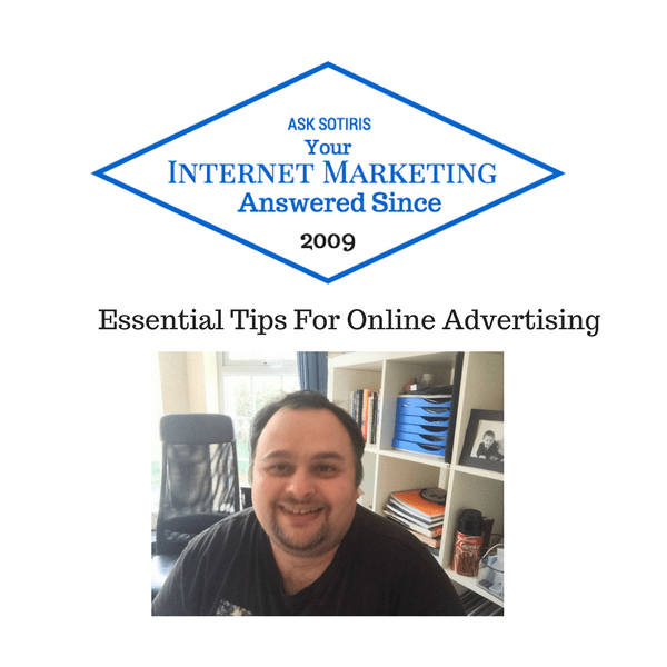 Essential Tips For Online Advertising