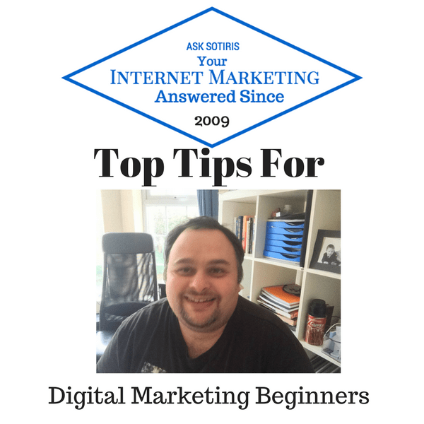 Top Tips For Digital Marketing Beginners