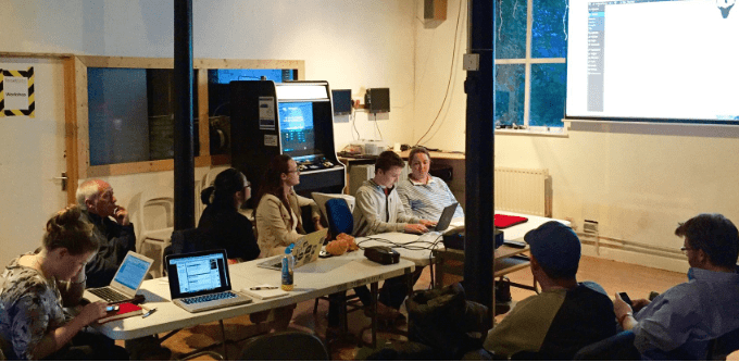 WP Belfast Meeting Sotiris Bassakaropoulos Talks About Digital Marketing