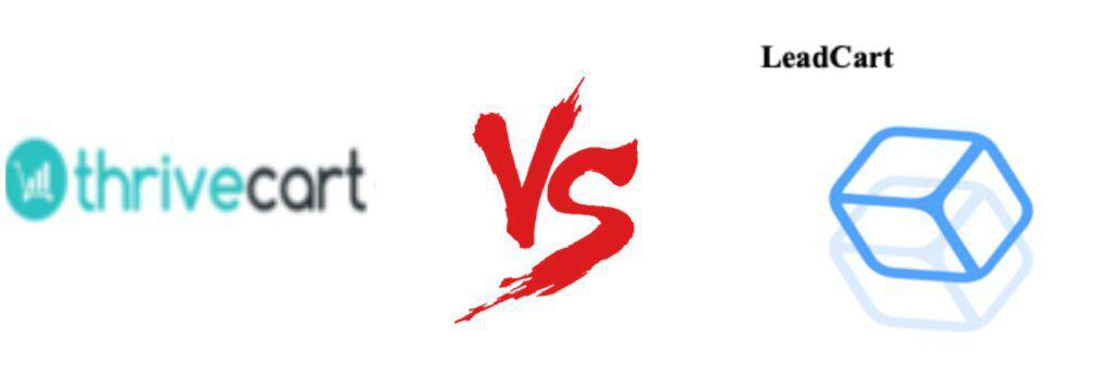 Thrivecart VS Leadcart