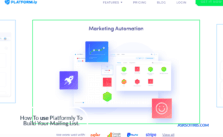 How To Use Platformly To Build Your Mailing List