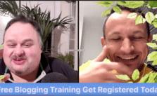 Free Blogging Training
