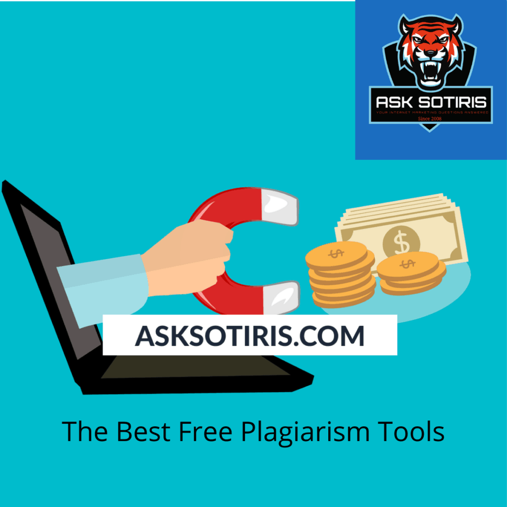 The Best Free Plagiarism Tools