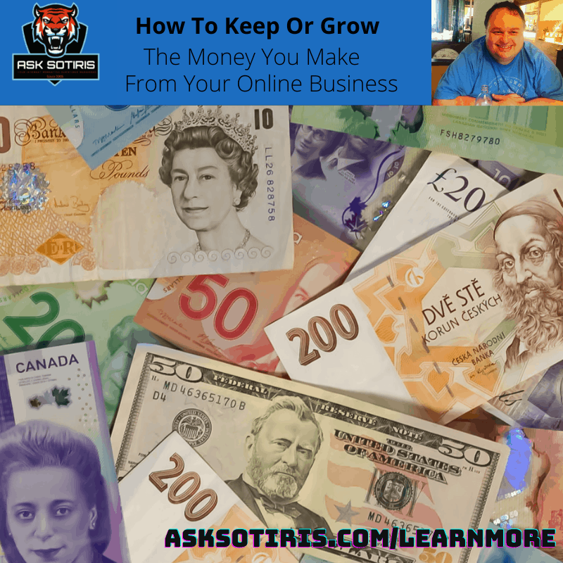 How To Keep Or Grow The Money You Make From Your Online Business2