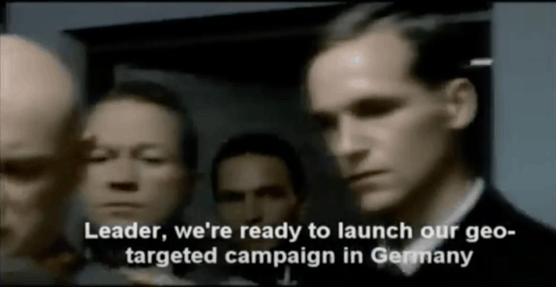 Hitler Gets Google Slapped